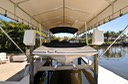 Villa Casa Blue Cape Coral FL-large-034-Boat Dock and Lift-1500x997-72dpi